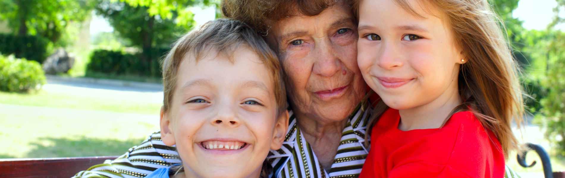 Vos souvenirs de famille avec les enfants