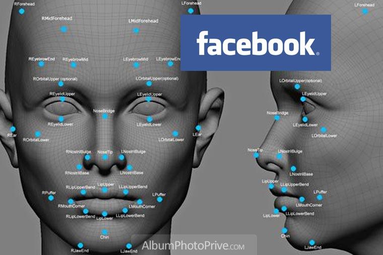 La dernière application de Facebook permet de partager des photos de groupe en identifiant les personnes présentes sur les photos