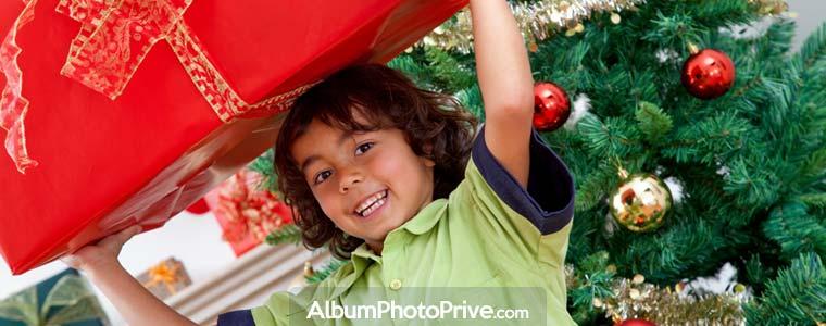 Photos de Noël : utiliser un service de partage sécurisé ?