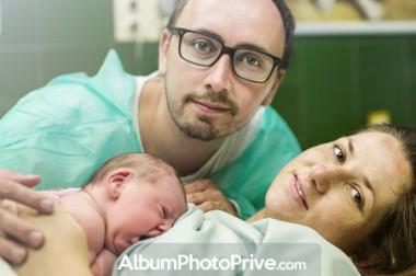 Naissance bébé : partager des photos en toute sécurité