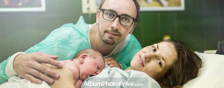 Connu Naissance bébé : Comment partager des photos en toute sécurité ? WX59