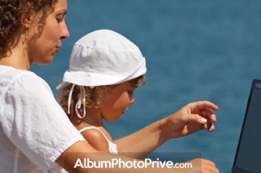Blog maman bébé avec partage de photos pour la famille
