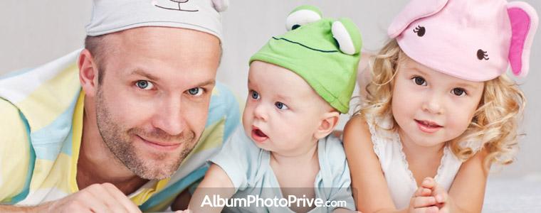 Album photo bébé en ligne : partagez avec vos proches