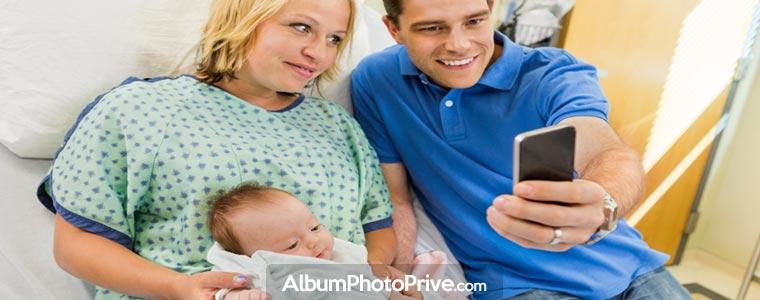 Annoncer la naissance à sa famille quand on est expatrié