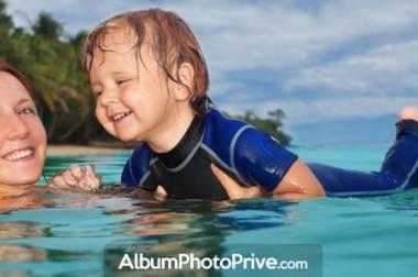 Album photos de voyage : partagez-les en privé !