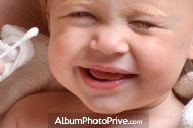 Blog bébé privé : partager des photos de bébé en toute sécurité