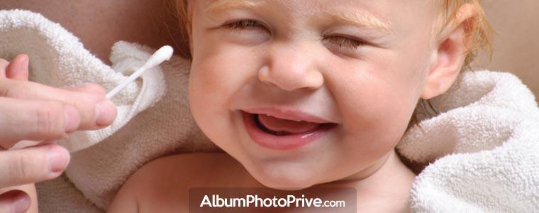 Blog bébé privé : partager des photos de bébé en sécurité