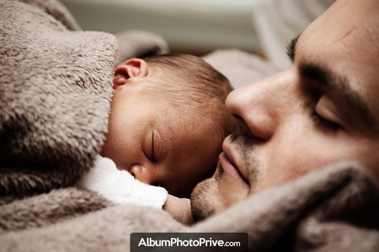 Album photo naissance : Créer un espace sécurisé pour partager les photos de son bébé avec ses proches est également idéal pour les familles éloignées !