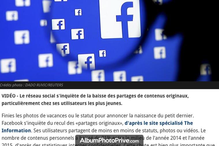 Chaque jour de nombreux utilisateurs se sont pirater leur compte Facebook