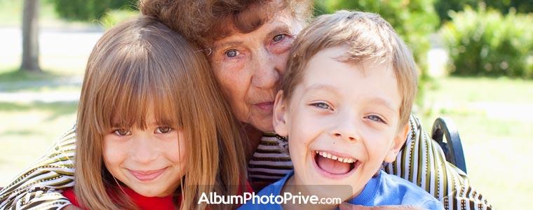 Partage familial de photos : stockez et partagez avec vos proches