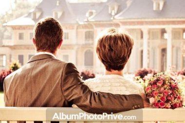 Partager ses photos de mariage en ligne et de façon sécurisée