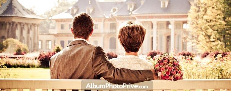 Partager ses photos de mariage : créez votre blog de mariage sécurisé !