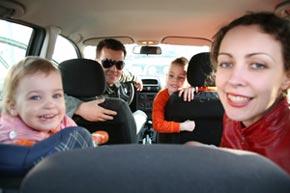 Partager des photos de voyage en famille est facile et sécurisé