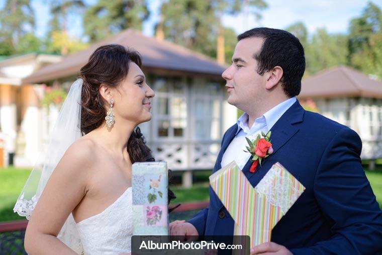 Partager un album photo de mariage ou des vidéos avec ses proches n'a jamais été aussi facile et surtout sécurisé
