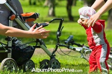 Nounou et assistante maternelle : votre espace privé avec les parents