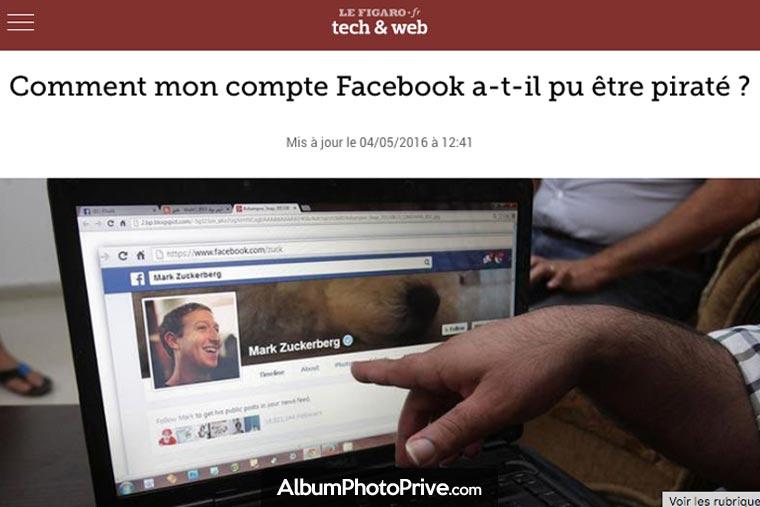 Facebook est le terrain de jeu idéal pour de nombreux pirates du monde entier