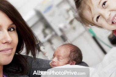 Partager la naissance de son bébé expatrié depuis l'étranger