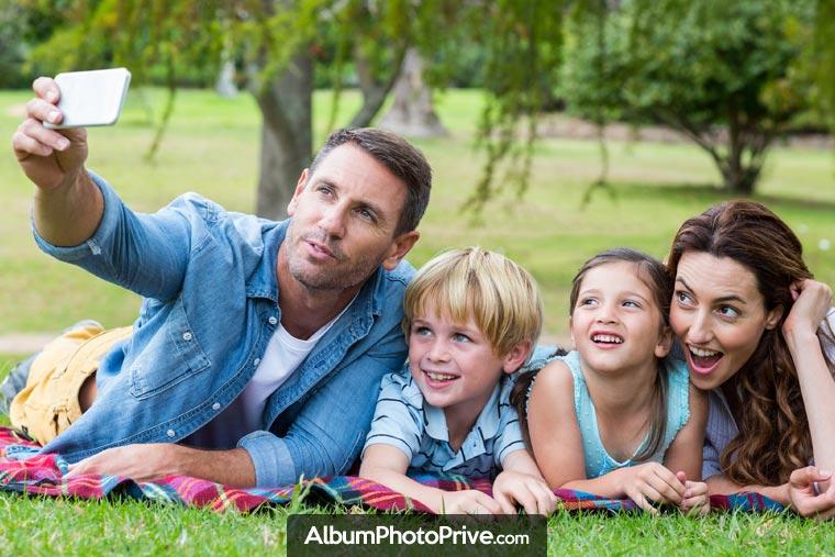 Réseau social familial : partagez vos photos en privé avec votre famille ou entre amis