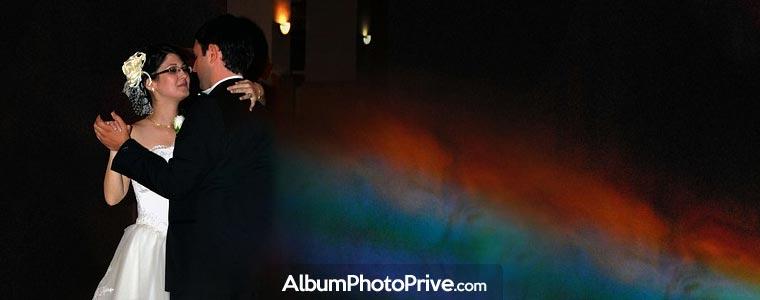 Espace photo de mariage : le réseau social privé de votre mariage