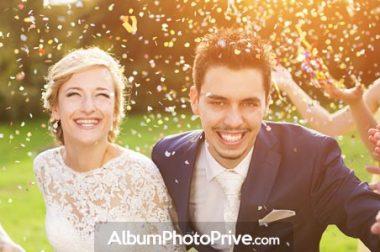 Book mariage sécurisé en ligne, pour et avec vos invités