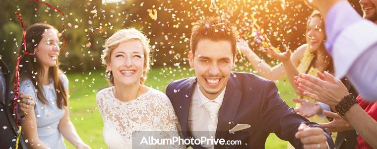 Book mariage sécurisé : partagez vos souvenirs de mariage en sécurité