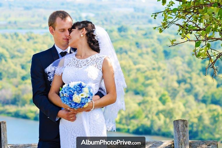 Créer son espace de mariage privé est idéal pour partager, en toute sécurité, avec ses proches
