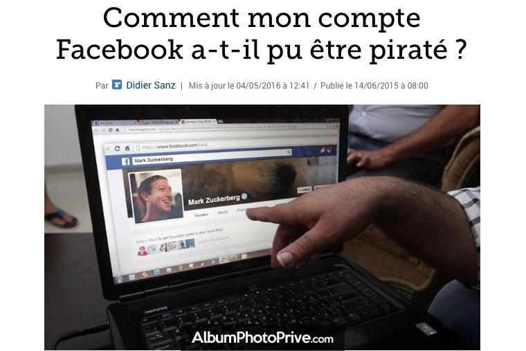 Utilisation des données personnelles par la multinationale et ses partenaires, piratages et escroqueries en tout genre, vols de photos, usurpation d'identité et arnaques sont fréquents lorsqu'on utilise Facebook de façon privée.