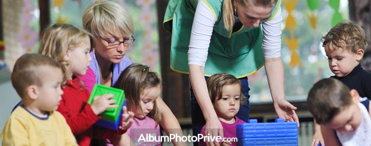 Un blog de classe maternelle avec accès sécurisé ?