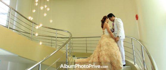 Envie de rassembler toutes vos photos et vos vidéos de mariage ?
