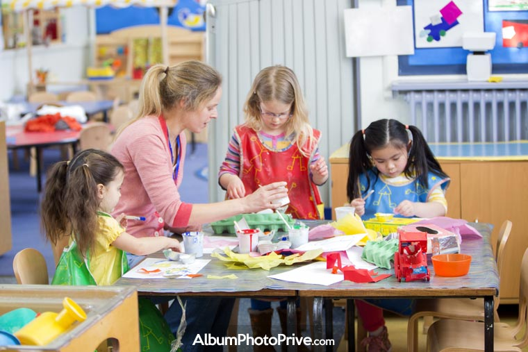 Blog périscolaire : Partagez les photos et vidéos d'activités des enfants en toute sécurité est désormais possible