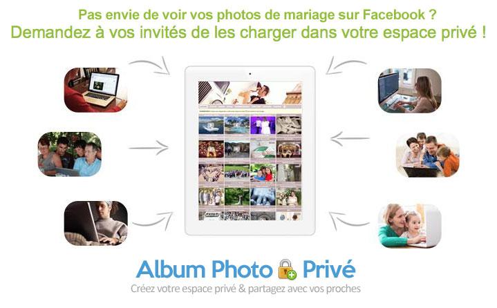 Créer un site de mariage collaboratif et sécurisé : partagez photos et vidéos de votre mariage en toute sécurité