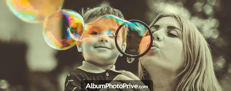 Site de partage pour albums photos sécurisé