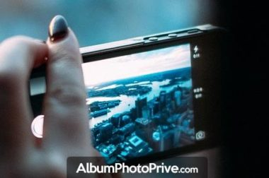 Héberger puis partager ses albums photos en ligne