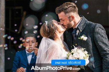 Comment récupérer les photos des invités de son mariage ?