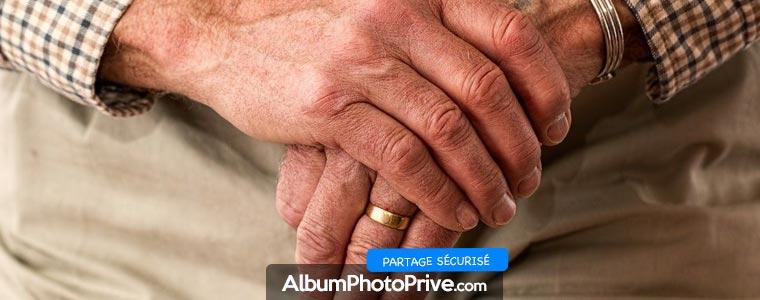 Galerie photos ehpad : partagez en toute sécurité avec un espace privé